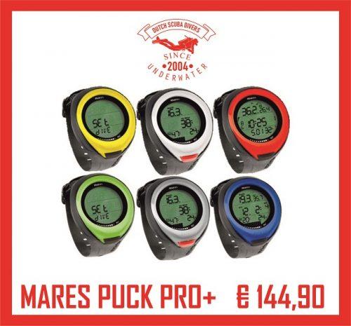 Mares Puck Pro plus