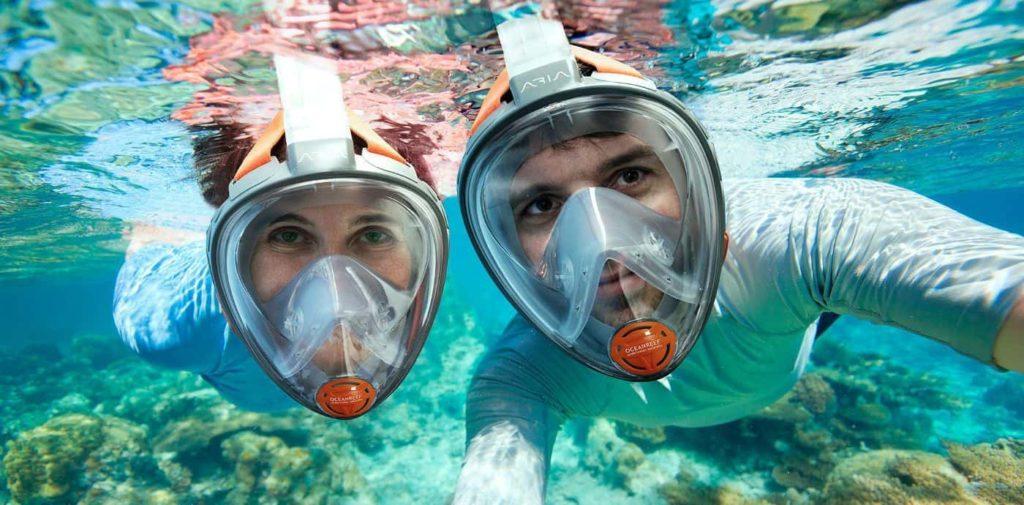 Ocean reef Aria in den haag