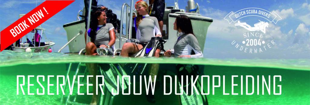 reserveer jouw duikintriductie in den haag