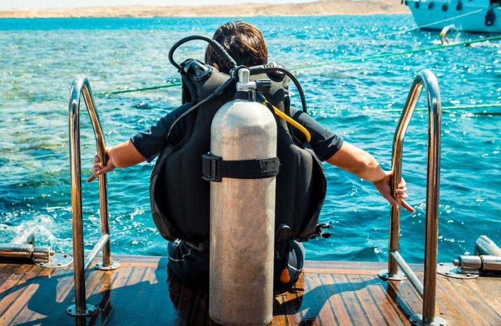 accessoires voor duiken in den haagb